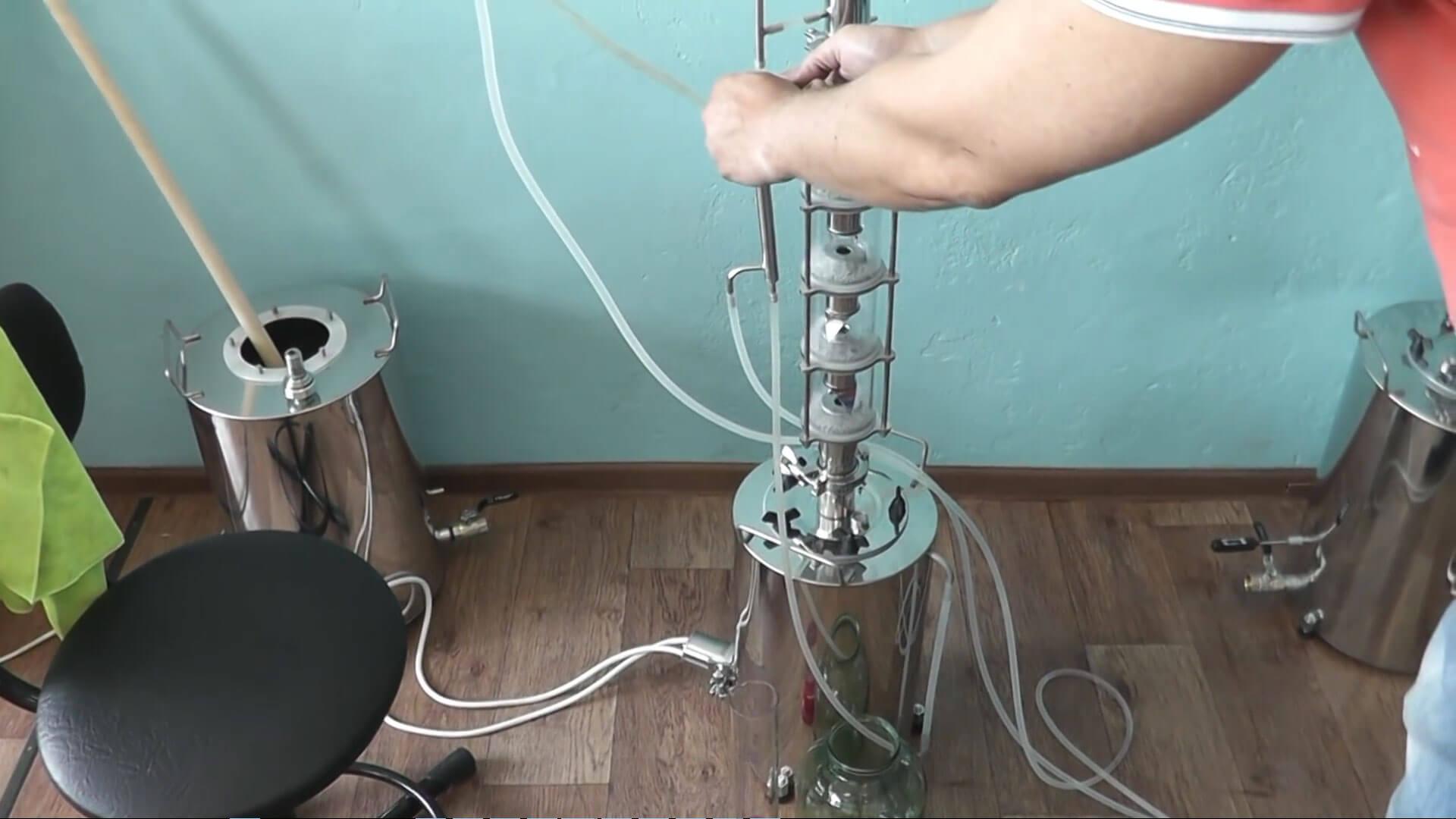 Производство виски в домашних условиях технология 633