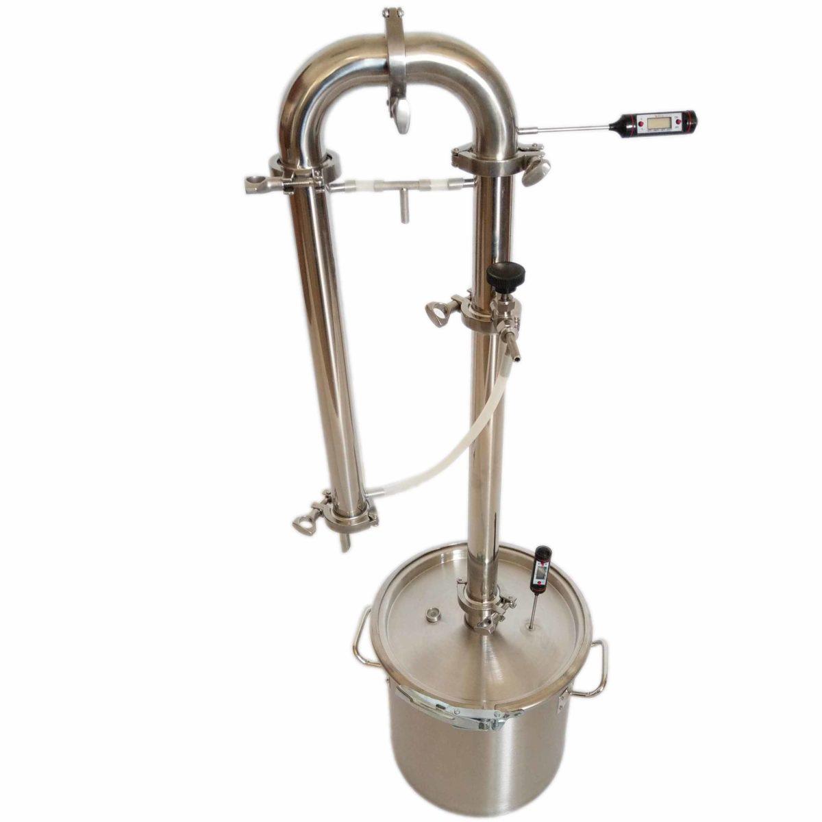 Термосфера самогонный аппарат с парогенератором домашняя пивоварня магарыч отзывы